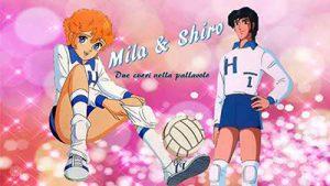Mila e Shiro, due cuori nella pallavolo: download sigla / suoneria mp3