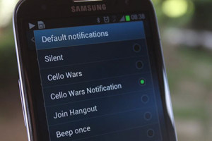 suonerie notifiche android