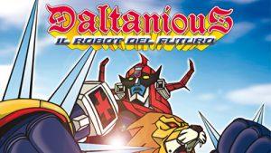 Daltanious: download sigla / suoneria mp3