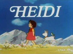 Heidi: download sigla / suoneria mp3