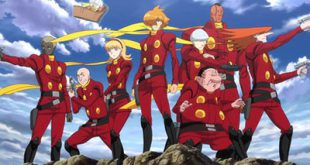 Cyborg 009, i nove supermagnifici: download sigla / suoneria mp3